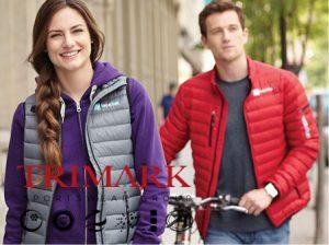 vetement corporatif chalamode distributeur fournisseur manteau trimark drummondville